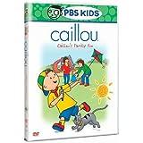 Caillou: Caillou's Family Fun [Reino Unido] [DVD]
