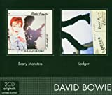 David Bowie Scary Monsters/Lodger [Slipcase Version]