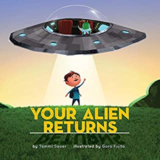 Book Cover: Your Alien Returns