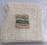 New England Naturals Earthline Exfoliating Sisal Soap Saver Bag - Gentle Textured