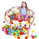 Fortan Pop up Polka Dot Kids 50 Balls...