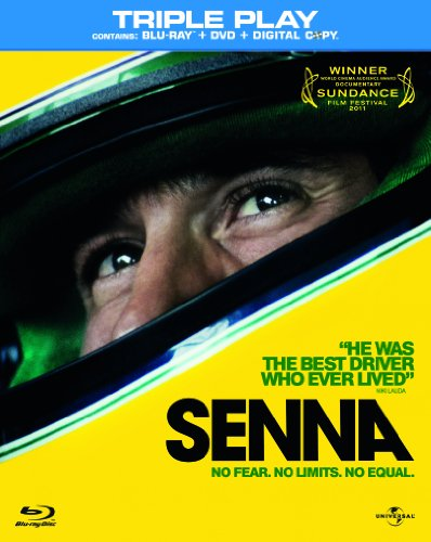 Senna - Triple Play (Blu-ray + DVD + Digital