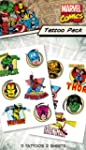 Marvel Comics Temporary Tattoos