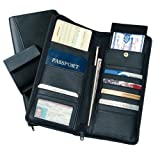 Premium Manmade Leather International Expanded Document Case