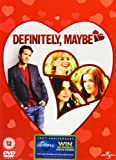 Definitely, Maybe - 2012 Valentine's Day [DVD]