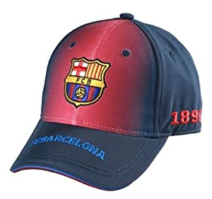 Casquette - Collection officielle - FC BARCELONE - Supporter BARCA - BARCELONA Football Liga Espagne - Taille enfant