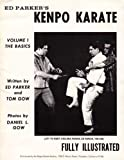 img - for Ed Parker's Kenpo Karate - Vol.1 The Basics book / textbook / text book