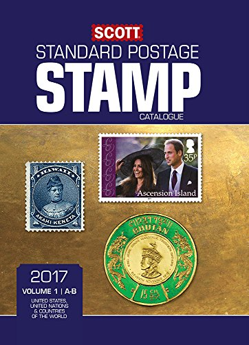 Scott-2017-Standard-Postage-Stamp-Catalogue-Volume-1-A-B-United-States-United-Nations-Countries-of-the-World-A-B-Scott-Standard-Postage-Stamp-Catalogue-Vol1-US-Countri