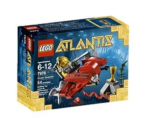 Lego - Atlantis - Ocean Speeder - 7976