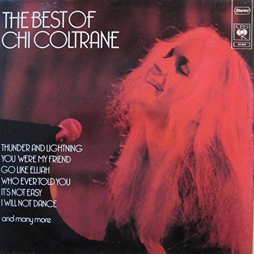 Chi Coltrane - Chi Coltrane - The Best Of Chi Coltrane - Cbs - 80 809, Cbs - Cbs 80809 - Zortam Music