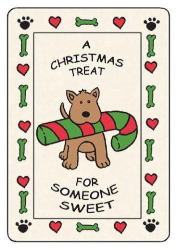 Crunchkins Crunch Edible Card, Christmas Treat
