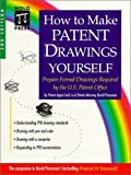 img - for How to Make Patent Drawings Yourself : Prepare Formal Drawings Required by the U.S. Patent Office, 2nd Ed 2nd edition by Lo, Jack, Pressman, David (1998) Paperback book / textbook / text book