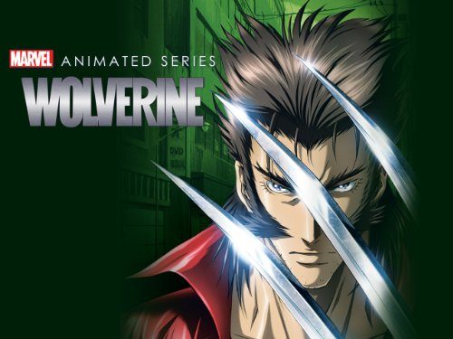 Wolverine Anime Series Season 1