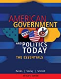 Bundle: American Government and Politics Today: Essentials 2013 - 2014 Edition, 17th + MindTap Political Science Printed Access Card