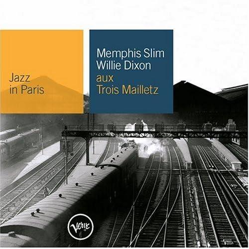Memphis Slim 512XPMJP27L._SS500_