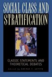 img - for Social Class and Stratification book / textbook / text book