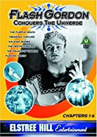 Flash Gordon Conquers The Universe - Chapters 1 To 6 [1940] [DVD]