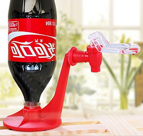 gangnumsky-2016 Mini Upside Down Drinking Fountains Cola Beverage Switch Drinkers Hand Pressure Water Dispenser Kitchen Bar Home Drink Tool (Pond Filter Urn compare prices)