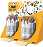 Bic - 1 Stylo 4 COLOURS HELLO KITTY - 4 Couleurs classiques