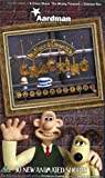 Wallace and Gromit's Cracking Contraptions - UK VHS PAL VIDEO