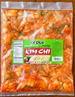 Seoul Kim Chi Original 28oz - Fresh & Healthy All Natural Gluten Free MADE UPON ORDER Lucky Food's Kimchi