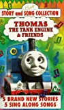 Thomas the Tank Engine & Friends - Story and Song Collection [VHS]