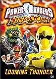 echange, troc Power Rangers Ninja Storm - Looming Thunder [Import USA Zone 1]
