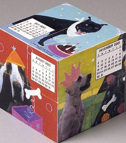 Funky Dogs Mental Block 2001 Calendar
