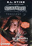 The Nightmare Room Thrillogy: No Survivors Bk.3 (The Nightmare Room Thrillogy) (0007123787) by Stine, R. L.