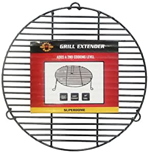 Grill Dome GE-1000 Grill Extender, Extra Large