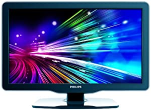 Philips 22PFL4505D/F7 22-Inch 720p LED LCD HDTV, Black (2011 Model)