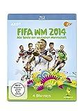 DVD & Blu-ray - FIFA WM 2014 - Alle Spiele der deutschen Mannschaft (4 Discs) [Blu-ray]