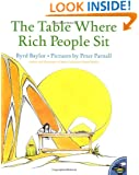 The Table Where Rich People Sit (Aladdin Picture Books)