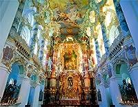 《ジグソーパズル》ヴィース巡礼教会(ドイツ)