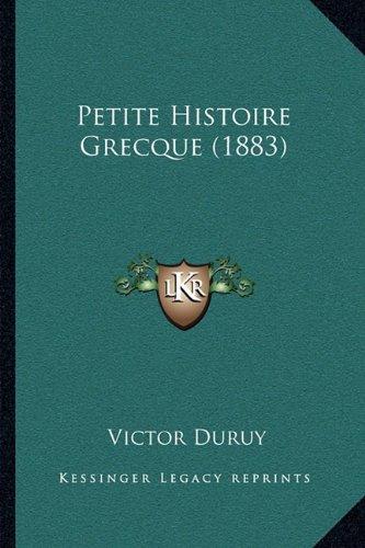 Petite Histoire Grecque (1883)