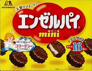 森永製菓 エンゼルパイミニ 16個×5箱