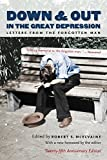 img - for Down and Out in the Great Depression: Letters from the Forgotten Man book / textbook / text book