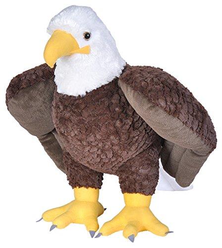 wild-republic-cuddlekins-jumbo-bald-eagle-plush