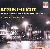 echange, troc Rubenstein, Thiessen, Vogel - Berlin Im Licht