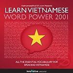 Learn Vietnamese - Word Power 2001    Innovative Language Learning