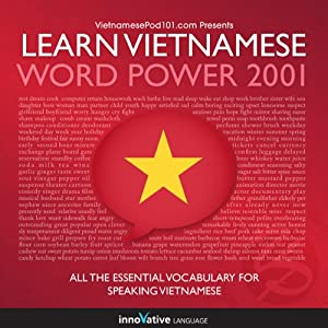 Learn Vietnamese - Word Power 2001 | [Innovative Language Learning]