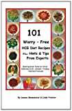 101 Worry - Free Hcg Diet Recipes Plus Hints & Tips From Experts