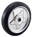 TRUSCO(トラスコ) ゴム車輪のみ75 TW75