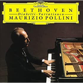 Beethoven: 33 Piano Variations in C, Op.120 on a Waltz by Anton Diabelli - Variation XXI (Allegro con brio - Meno allegro - Tempo I)