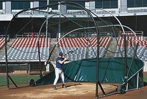 Amazon Com Professional Portable Batting Cage Baseball