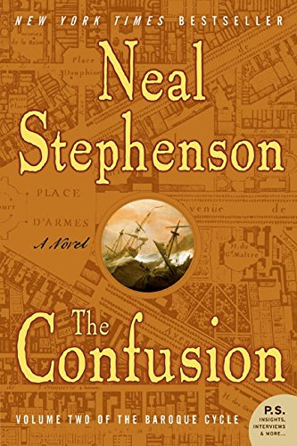 The Confusion (The Baroque Cycle, Vol. 2) (Baroque Cycle compare prices)