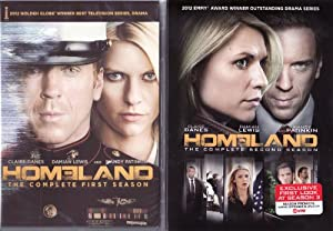 Homeland: The Complete First and Second Season