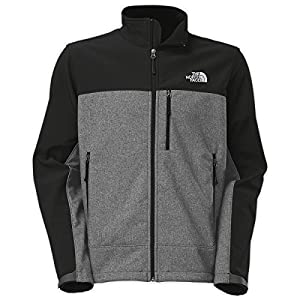 Men's The North Face Apex Bionic Jacket Black Heather Size XXX-Large from The North Face