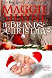 The Brands Who Came For Christmas (The Oklahoma Brands Book 1) (English Edition)