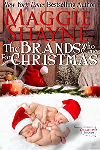 (FREE on 12/4) The Brands Who Came For Christmas by Maggie Shayne - http://eBooksHabit.com